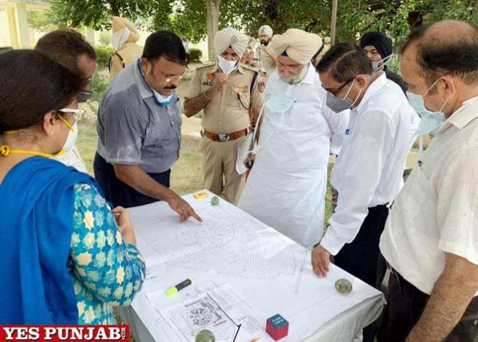 Sukhjinder Randhawa visit Nabha Jail