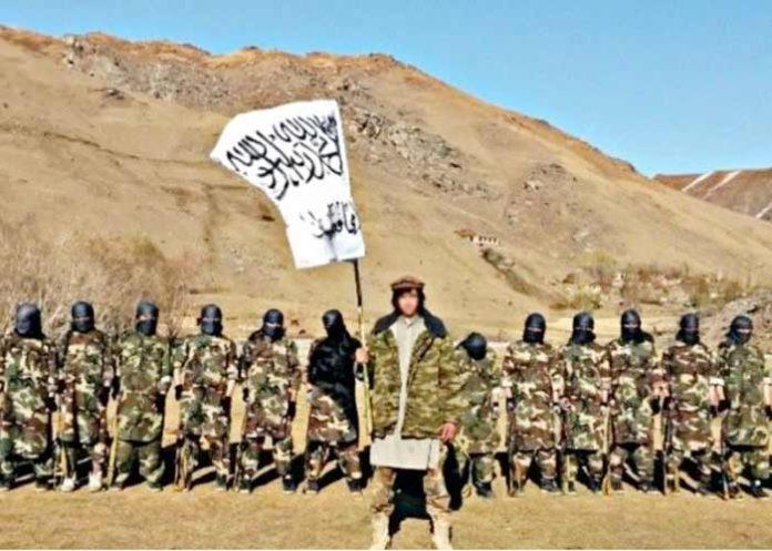 Taliban Sharia Afghanistan