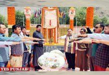 Tarun Chugh Kargil Vijay Diwas 2