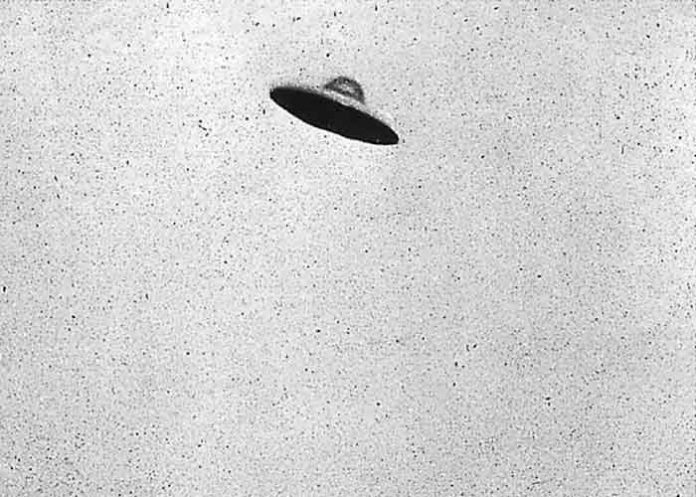 UFO Sighted over PM Modi residence