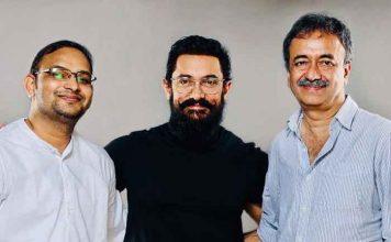 Aamir Khan Rajkumar Hirani Mahaveer Jain