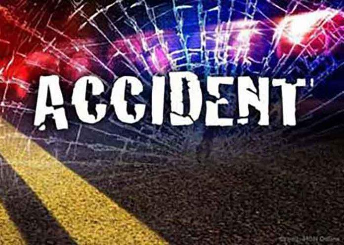 Accident Logo dies
