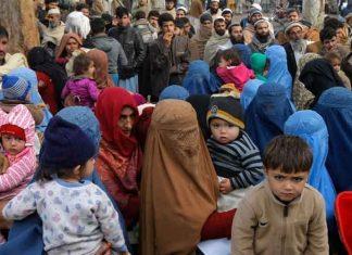 Afghan refugees in Pakistan