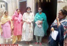 Anju Bala ensuring Water Supply in Patiala Villages