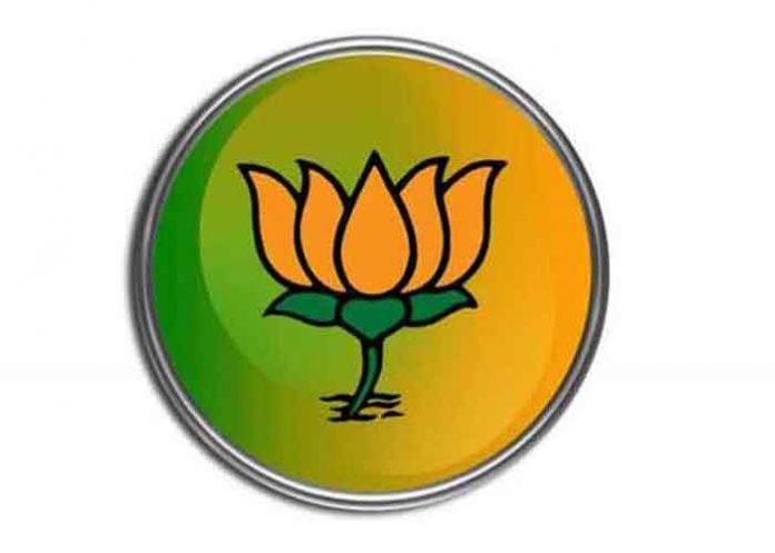 BJP Round Logo