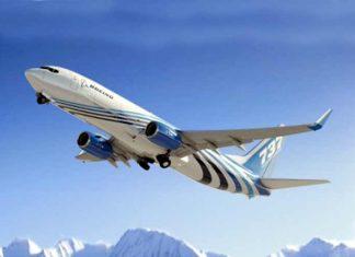 Beoing Aeroplane