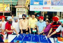 Bindra celebrates Mens Hockey team win