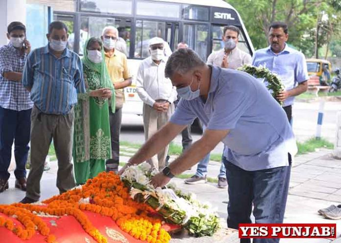Dr Vimla Sud passes away