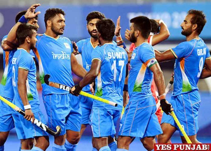 India Hockey Tokyo Olympics
