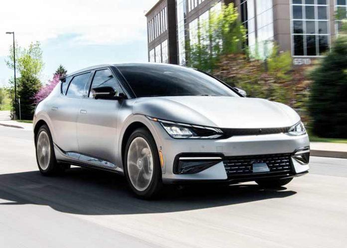 Kia EV 6 Electric Car