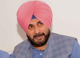 Navjot Singh Sidhu Speaking