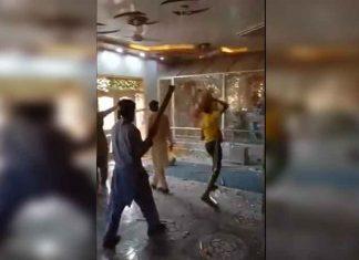 Pakistan Hindu temple vandalised Rahim Yar Khan