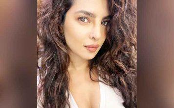 Priyanka Chopra wavy hair look