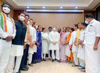 Rahul Gandhi Opposition Breakfast meeting