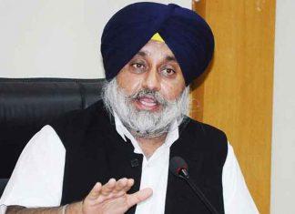 Sukhbir Singh Badal Blasts to