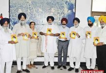 Sukhbir releases book on life of Badal