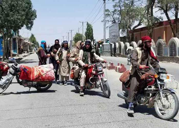 Taliban captures Kandahar