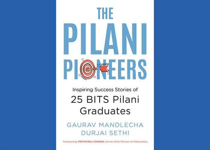 The Pilani Pioneers Book Cover