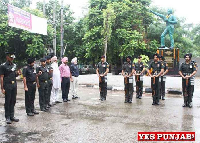 4 Horse Regiment remeber Maj Bhupinder Singh
