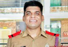 Abhishek Kumar LPU NCC student