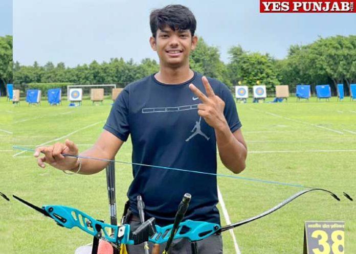 Aditya Chaudhary World Archery Championship LPU