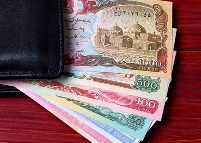 Afghan Afghani Currency