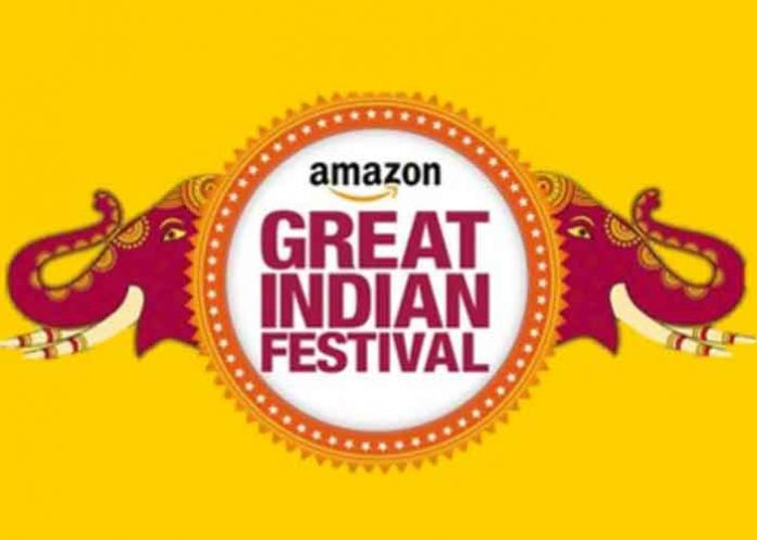 Amazon Great Indian Festival Logo