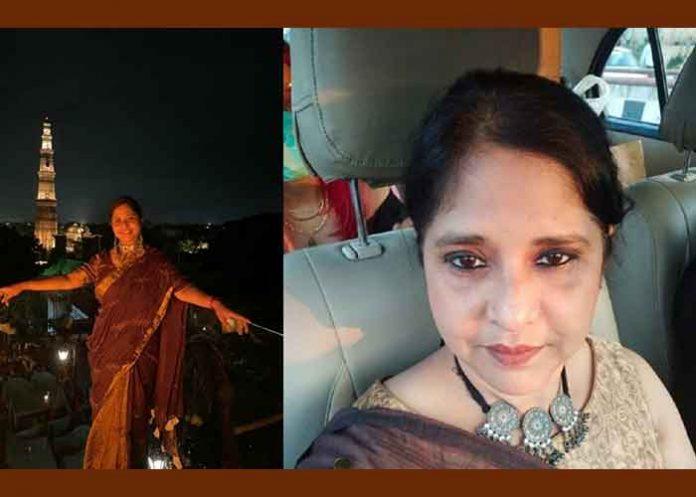 Anita Chaudhary denied entry