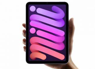Apple mini iPad