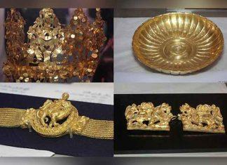 Bactrian Treasure Afghanistan