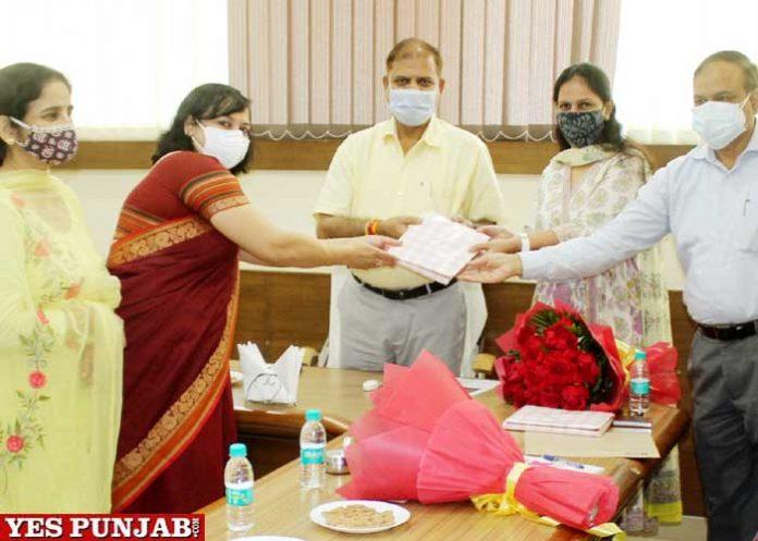 British Council delegation visits Panjab University