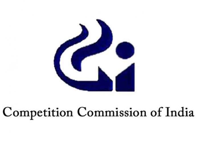 CCI Competition Commission of India Logo