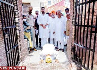 Channi pays tribute to martyr Shaheed Bhagat Singh 1