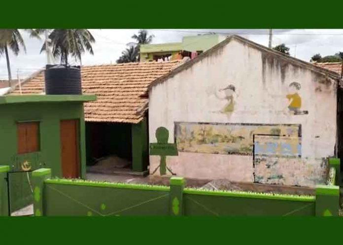 Govt school turned into Maulana place