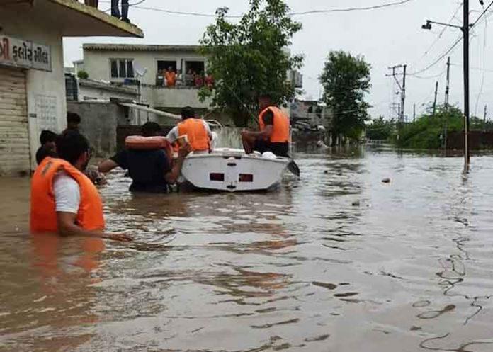 Gujarat Flood 12Sep21