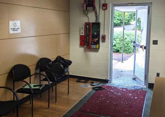 Gurmat Parchar Center King County vandalism