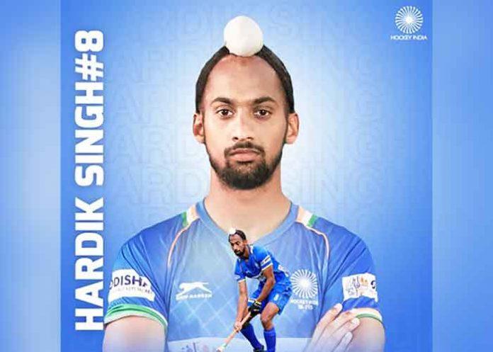 Hardik Singh Hockey
