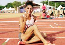 Harmilan Kaur Bains Athlete Punjab 1