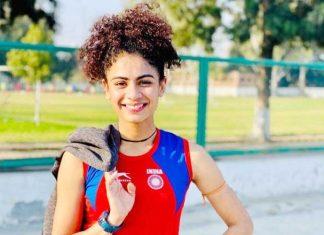 Harmilan Kaur Bains Athlete Punjab