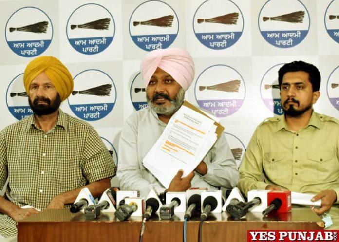 Harpal Cheema press conference