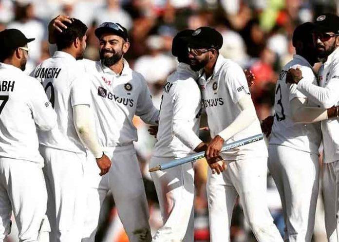 India England Test