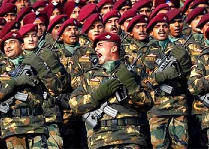 Indian Army Special Forces