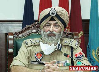 Iqbal Preet Singh Sahota DGP