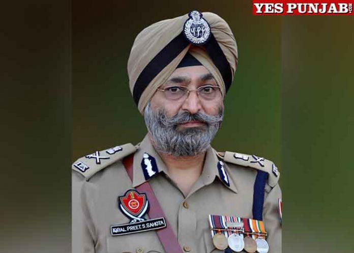 Iqbal Preet Singh Sahota IPS