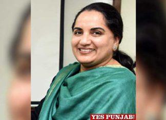 Jaspreet Kaur Talwar IAS
