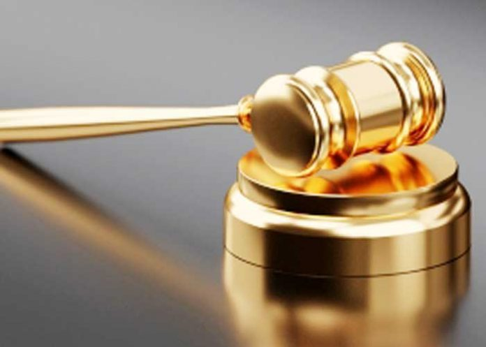 Judge Hammer Golden