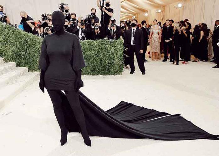 Kim Kardashian 2021 Met Gala