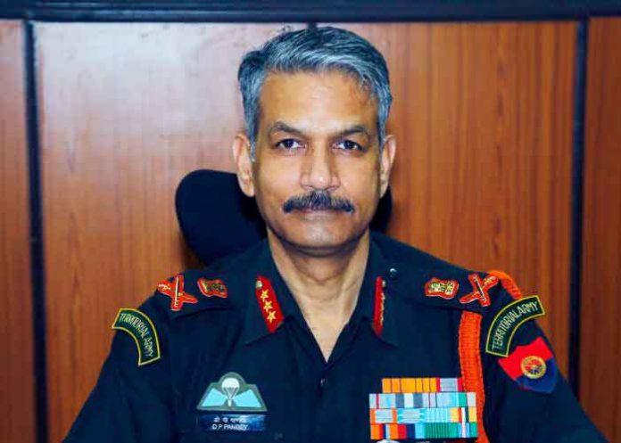 Lt Gen DP Pandey