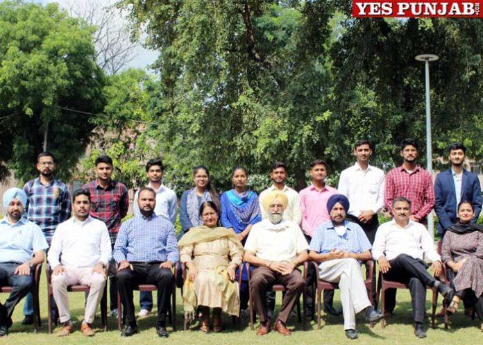 MRSPTU gets placement in prestigious Companies