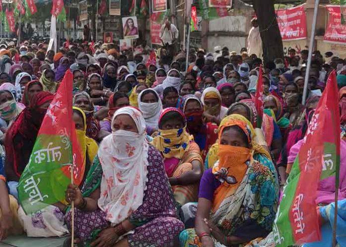 Maharashtra Farmers Bharat Bandh 27Sep21